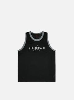 Jordan - Jumpman Sport DNA Tank, Black/Smoke Grey/White