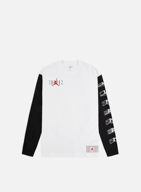 Jordan Legacy AJ11 Colorblock LS T-shirt