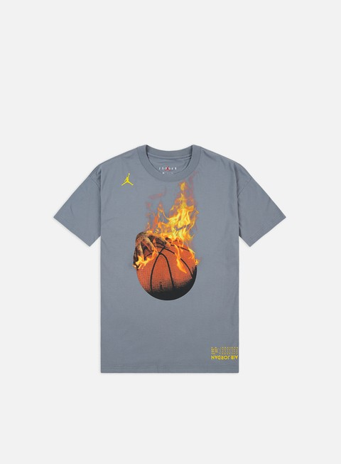 T-shirt a Manica Corta Jordan Legacy AJ4 2 T-shirt