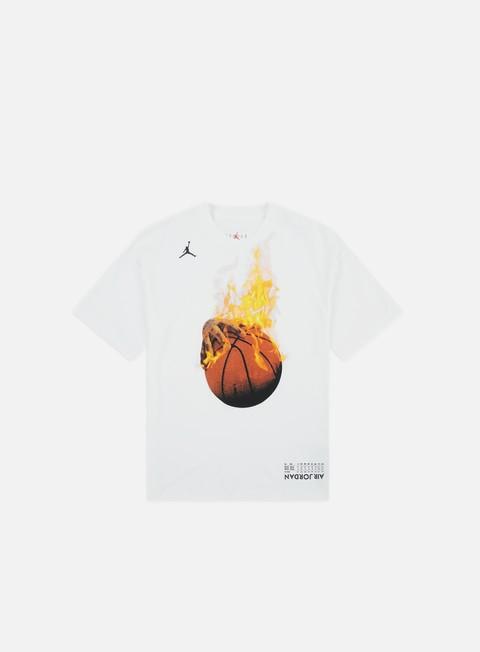 Short Sleeve T-shirts Jordan Legacy AJ4 2 T-shirt
