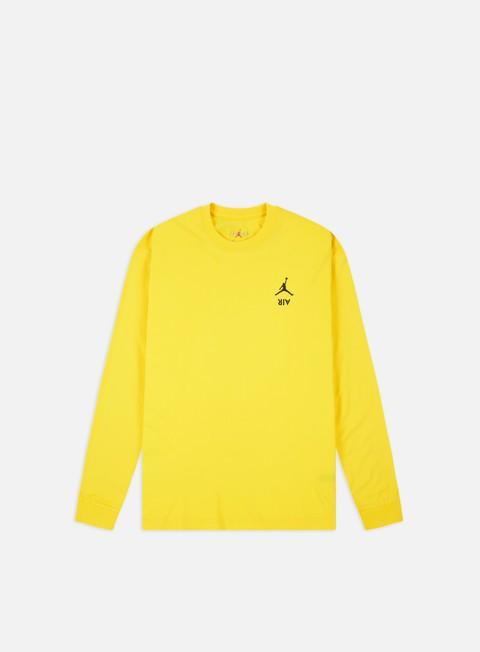 Outlet e Saldi T-shirt a Manica Lunga Jordan Legacy AJ4 LS T-shirt