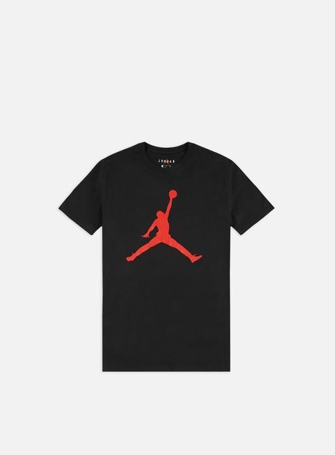 Short Sleeve T-shirts Jordan M J Jumpman T-shirt