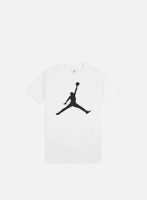 T-shirt a Manica Corta Jordan M J Jumpman T-shirt
