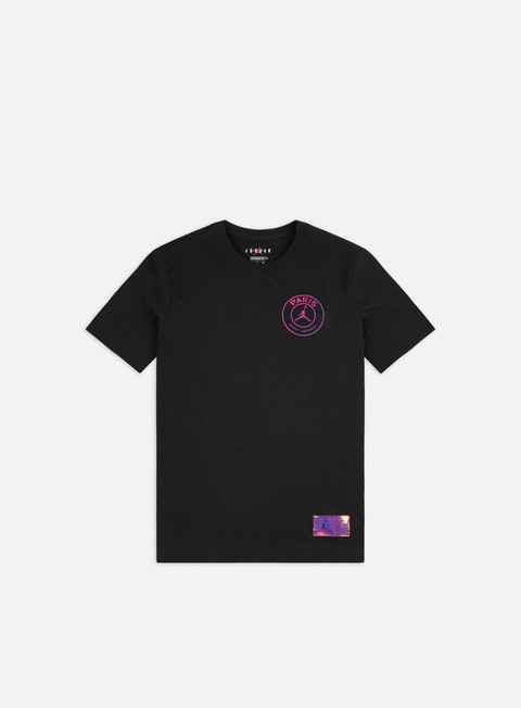 T-shirt a Manica Corta Jordan PSG Logo T-shirt