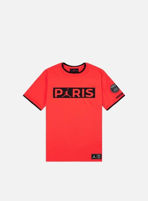 Short Sleeve T-shirts Jordan PSG Poly Replica T-shirt