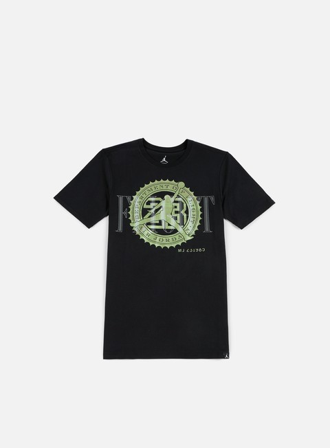t shirt jordan pure money bank note t shirt black