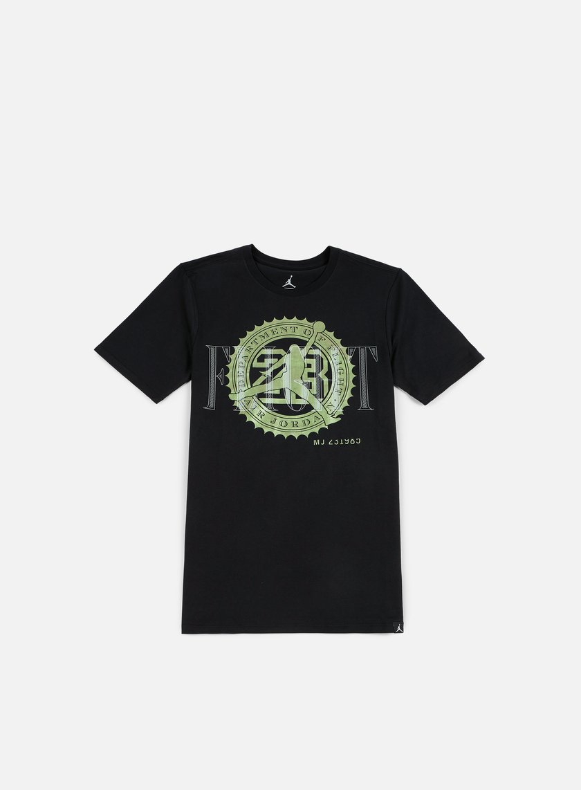 Jordan - Pure Money Bank Note T-shirt, Black