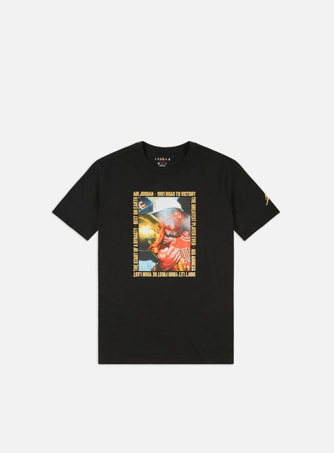 T-shirt a Manica Corta Jordan Remastered HBR Photo T-shirt
