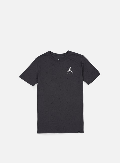 t shirt jordan speckle aop t shirt anthracite white