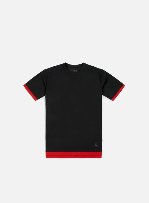 t shirt jordan tech t shirt black anthracite