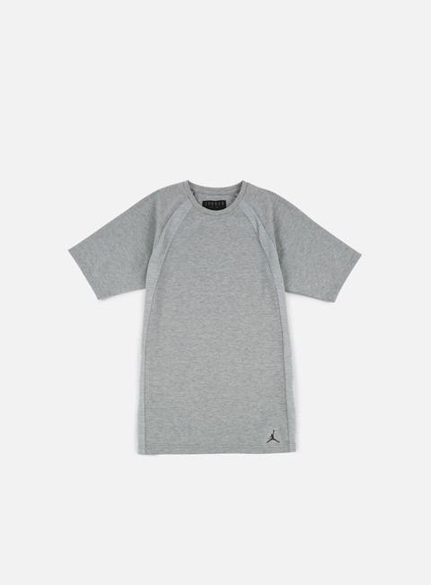 t shirt jordan tech t shirt carbon heather black