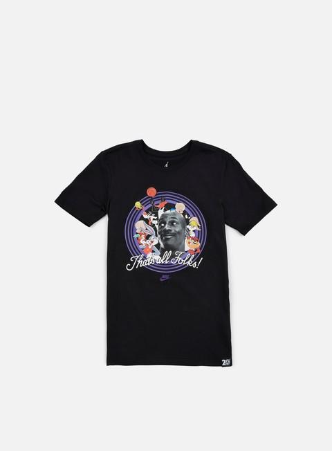 Sale Outlet Short Sleeve T-shirts Jordan That's All Folks T-shirt