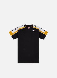 Kappa - 222 Banda 10 Arset T-shirt, Black/Ochre/White