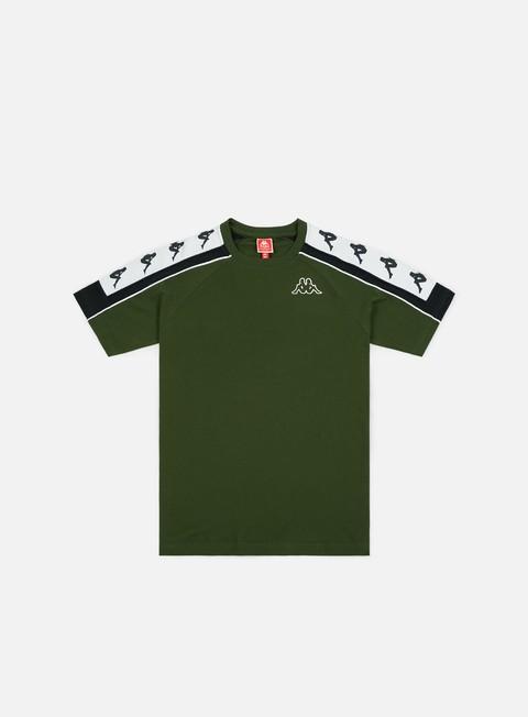 Outlet e Saldi T-shirt a Manica Corta Kappa 222 Banda 10 Arset T-shirt
