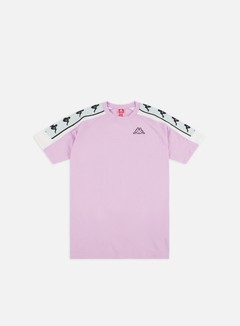 Kappa - 222 Banda 10 Arset T-shirt, Pink/White/Black