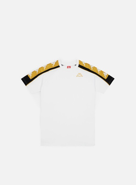 T-shirt a Manica Corta Kappa 222 Banda 10 Arset T-shirt