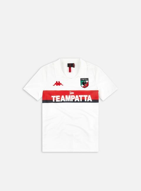 Short sleeve T-shirts Kappa Authentic Asters Patta Football Jersey