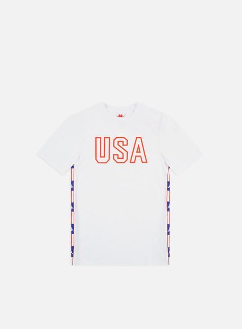 T-shirt a manica corta Kappa Authentic La Barwa T-shirt