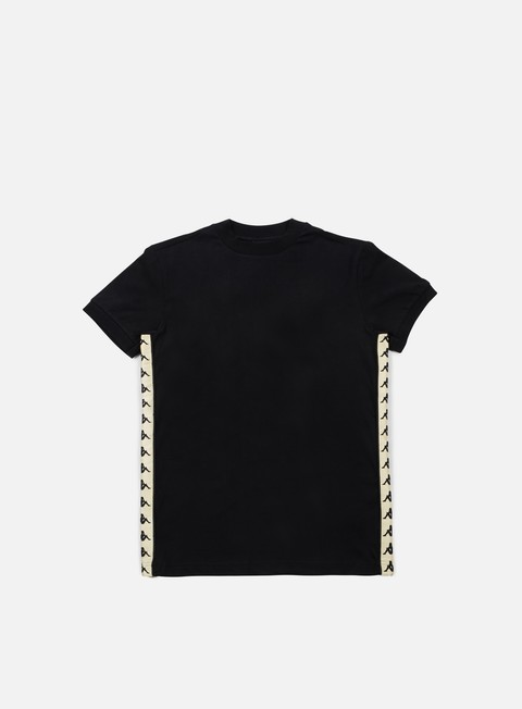 t shirt kappa kontroll banda t shirt black