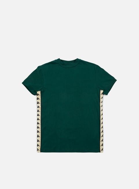 t shirt kappa kontroll banda t shirt dark green