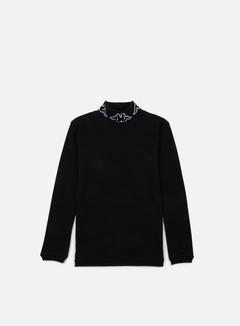 Kappa - Kontroll Turtle Neck LS T-shirt, Black 1