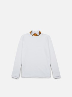 Kappa Kontroll Turtle Neck LS T-shirt,White