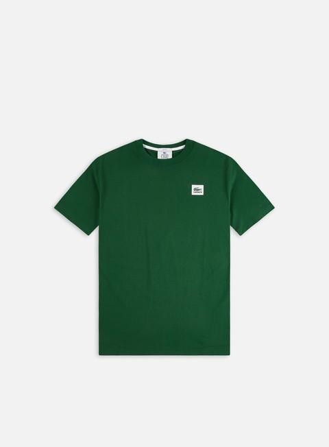 Short sleeve T-shirts Lacoste Live Patch Cotton T-shirt
