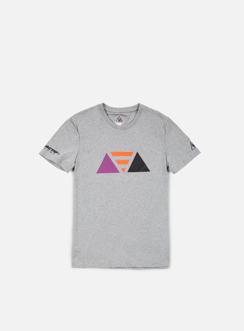 Le Coq Sportif - Dynactif N. 2 T-shirt, Light Heather