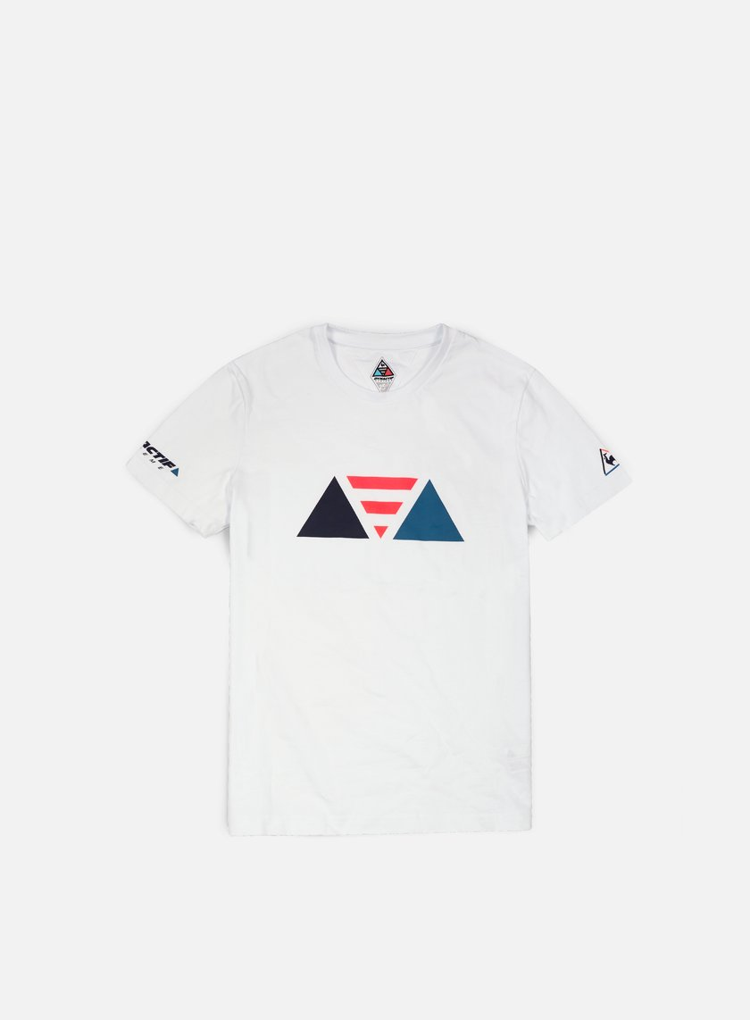Le Coq Sportif - Dynactif N. 2 T-shirt, Optical White