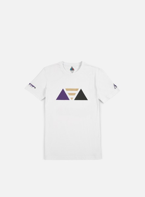 t shirt le coq sportif dynactif t shirt optical white