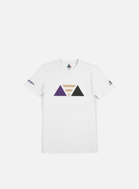 t shirt le coq sportif dynactif t shirt optical white
