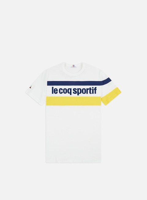 Outlet e Saldi T-shirt a Manica Corta Le Coq Sportif Essential Saison N 2 T-shirt