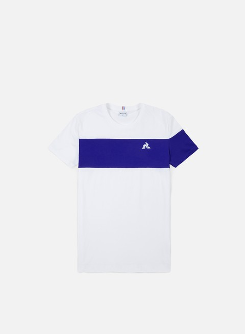 t shirt le coq sportif essential saison t shirt new optical white