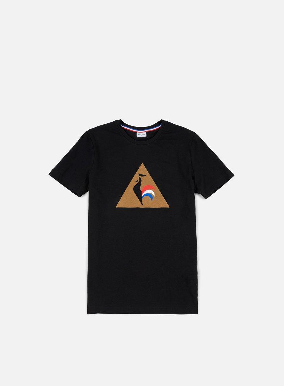 Le Coq Sportif - Essential T-shirt, Black