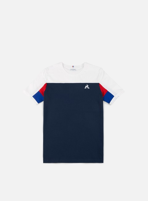 t shirt le coq sportif inspi football n 1 t shirt dress blues