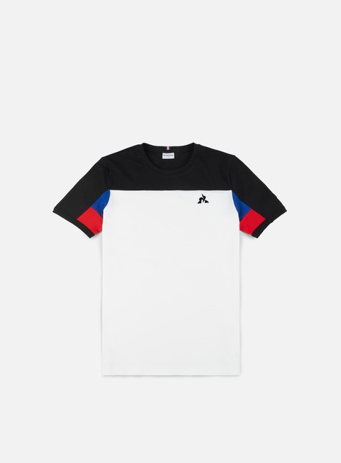 t shirt le coq sportif inspi football n 1 t shirt new optical white
