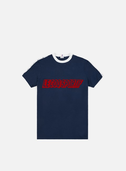 Short Sleeve T-shirts Le Coq Sportif Inspi Football N2 T-shirt