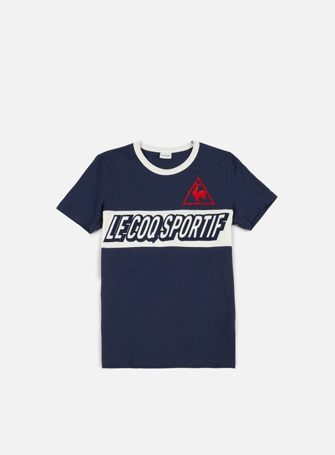 T-shirt a Manica Corta Le Coq Sportif Tri LF Football 2 T-shirt