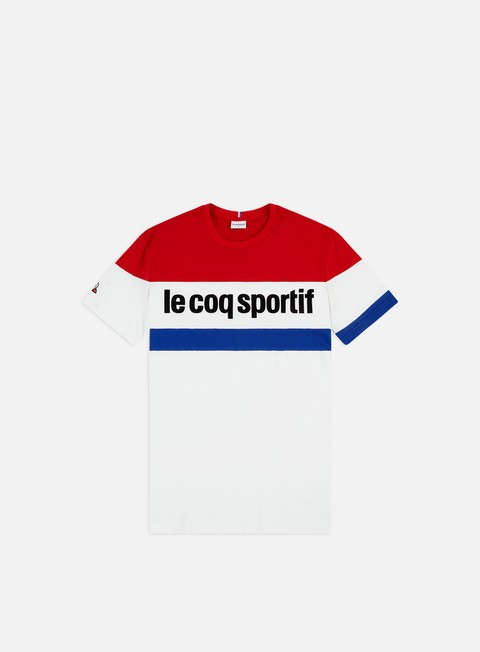 T-shirt a Manica Corta Le Coq Sportif Tri N 1 T-shirt