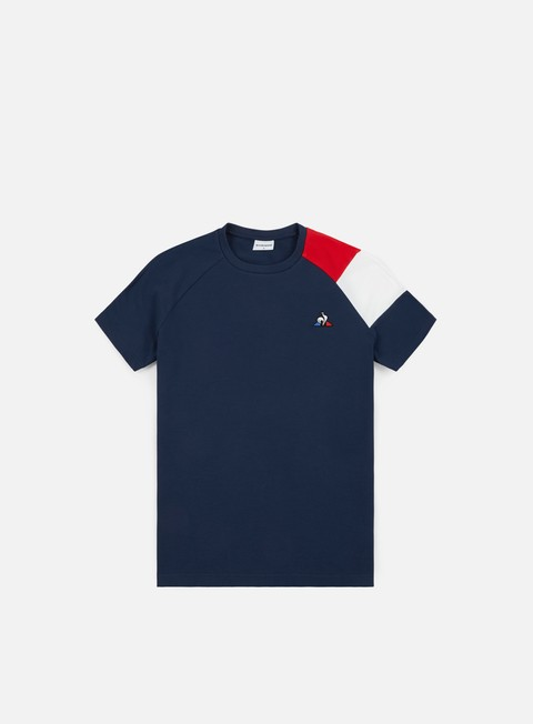 t shirt le coq sportif tricolore bbr n 2 t shirt dress blue
