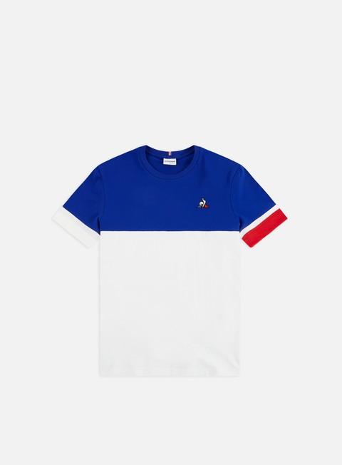 T-shirt a Manica Corta Le Coq Sportif Tricolore N 4 T-shirt