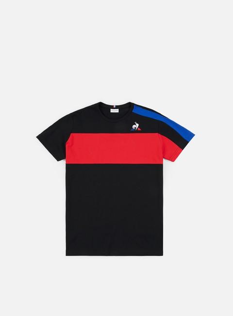 T-shirt a Manica Corta Le Coq Sportif Tricolore N 6 T-shirt