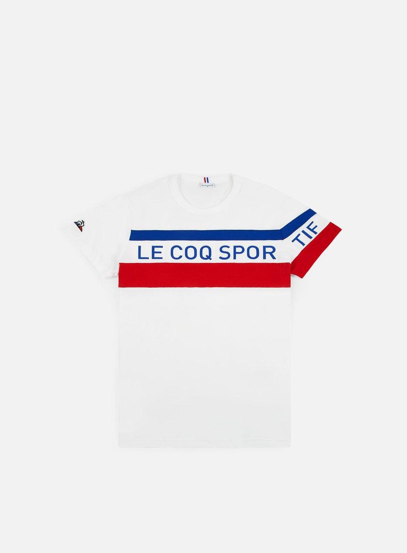 ebdc2c03f7b LE COQ SPORTIF Tricolore N5 T-shirt € 27 Short Sleeve T-shirts ...