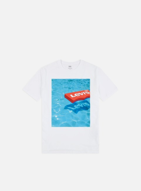 Short Sleeve T-shirts Levi's Graphic Set-in Neck 2 T-shirt