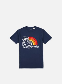 Levi's - Graphic Set In T-shirt, California Dress Blues