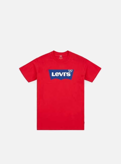 Sale Outlet Short Sleeve T-shirts Levi's Housemark Graphic T-shirt