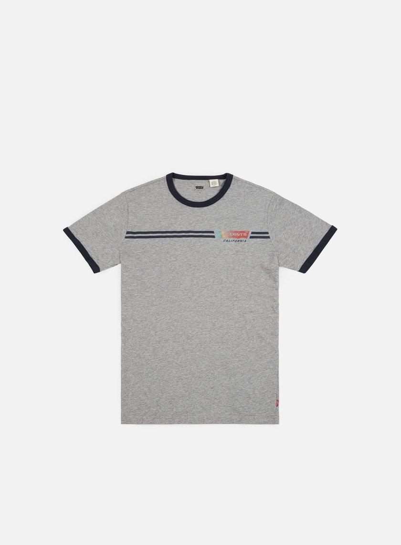 Levi's Housemark Ringer T-shirt