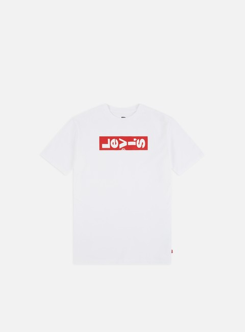 Sale Outlet Short Sleeve T-shirts Levi's Oversized Graphic 2 T-shirt