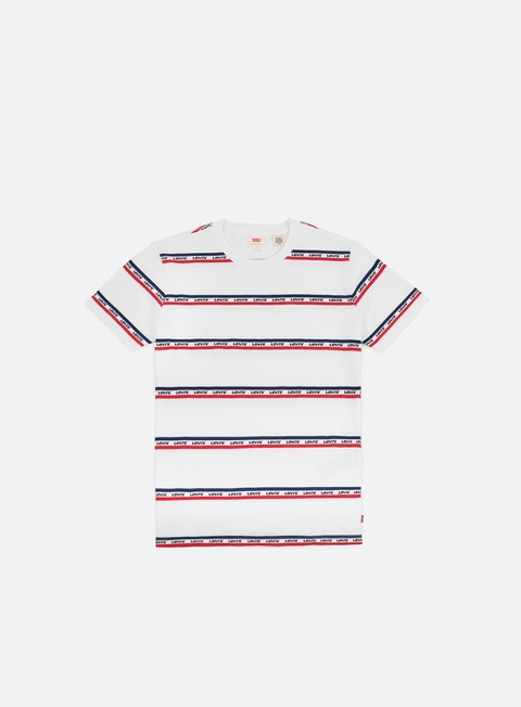 T-shirt a Manica Corta Levi's Set in Mission T-shirt