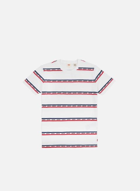 Outlet e Saldi T-shirt a Manica Corta Levi's Set in Mission T-shirt